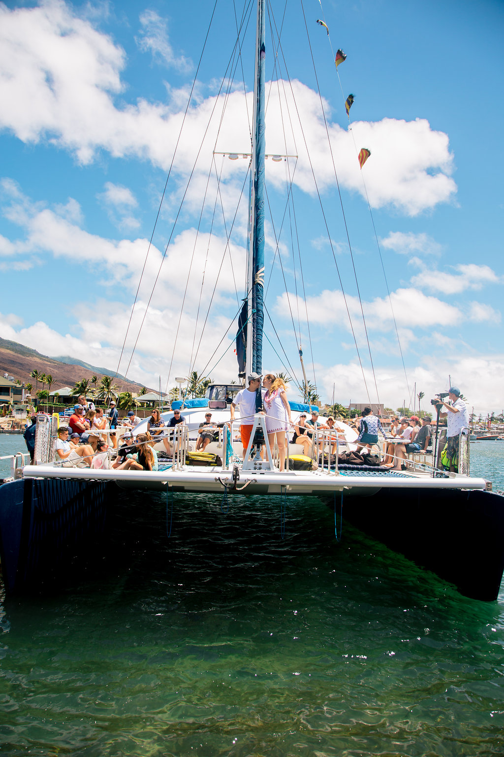 Pre-Wedding Sailing | Destination Wedding Planner | Unveiled Hawaii | Blog