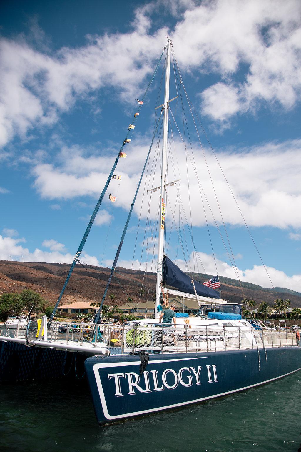 Sail Trilogy | Destination Wedding Planner | Unveiled Hawaii | Blog