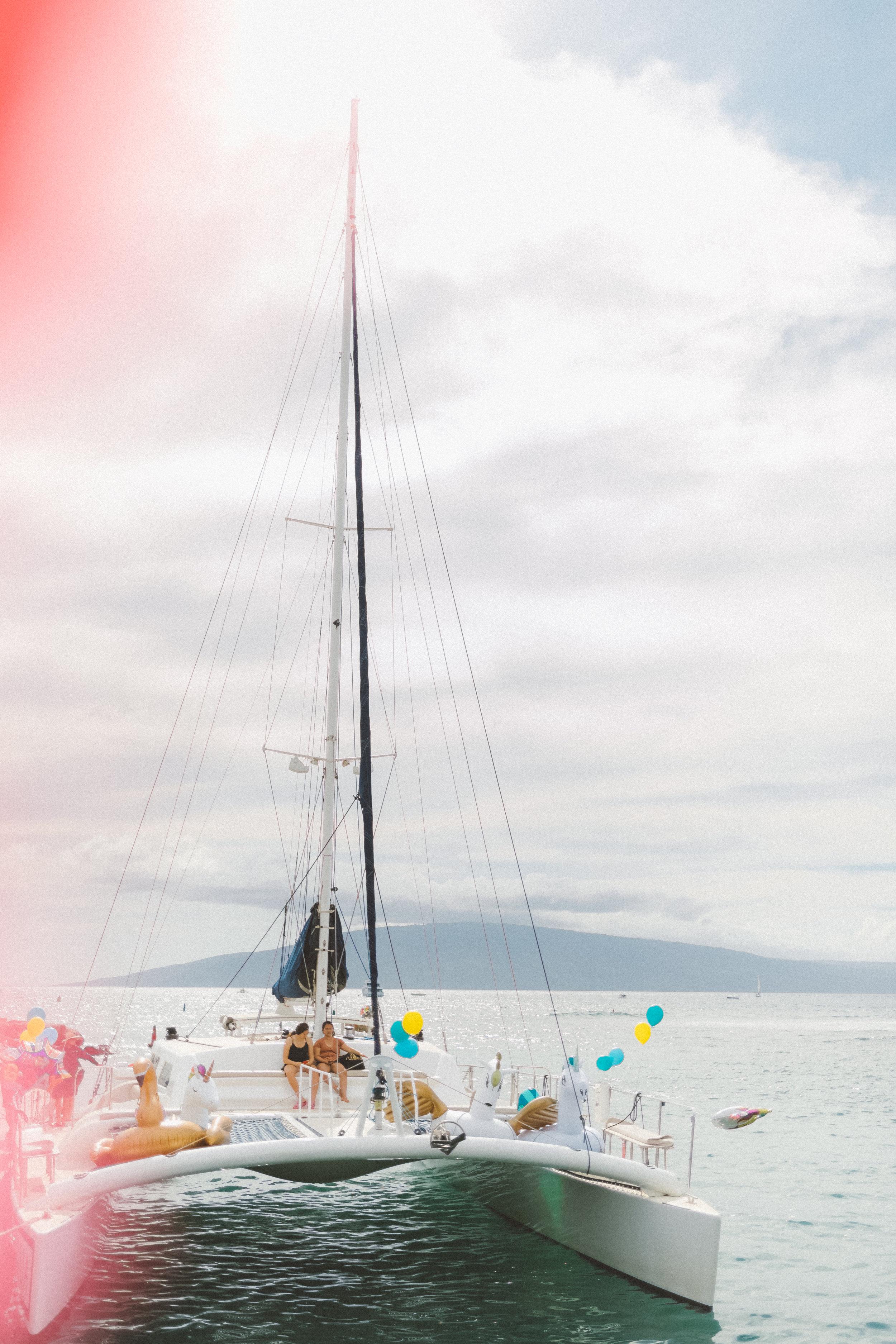 Pre-Wedding Sailing | Hawaii Wedding Planner | Unveiled Hawaii | Blog