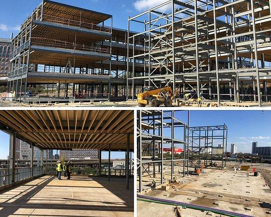 Construction Updates April