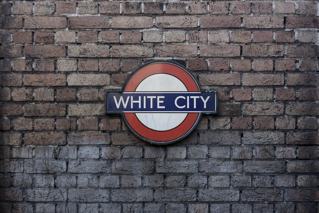 Credit:  White City Tube  by  Jonathan Tweed  on  Flickr .