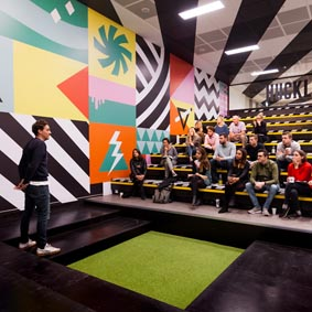 HUCKLETREE WEST, LONDON