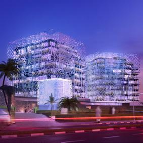HAKKASAN, DUBAI