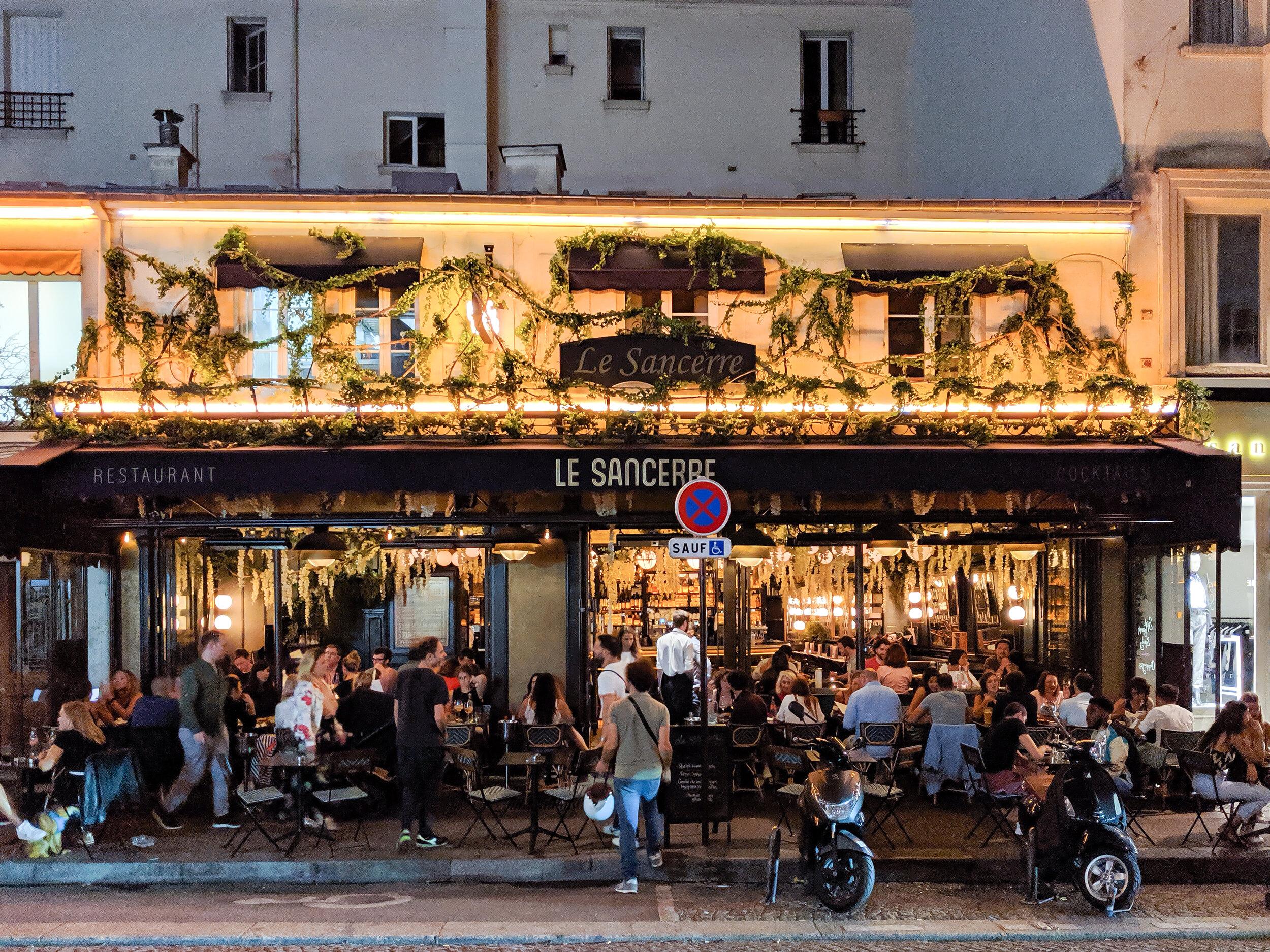 Rue des Abbesses, 18th Arr, Paris. Google Pixel 3.