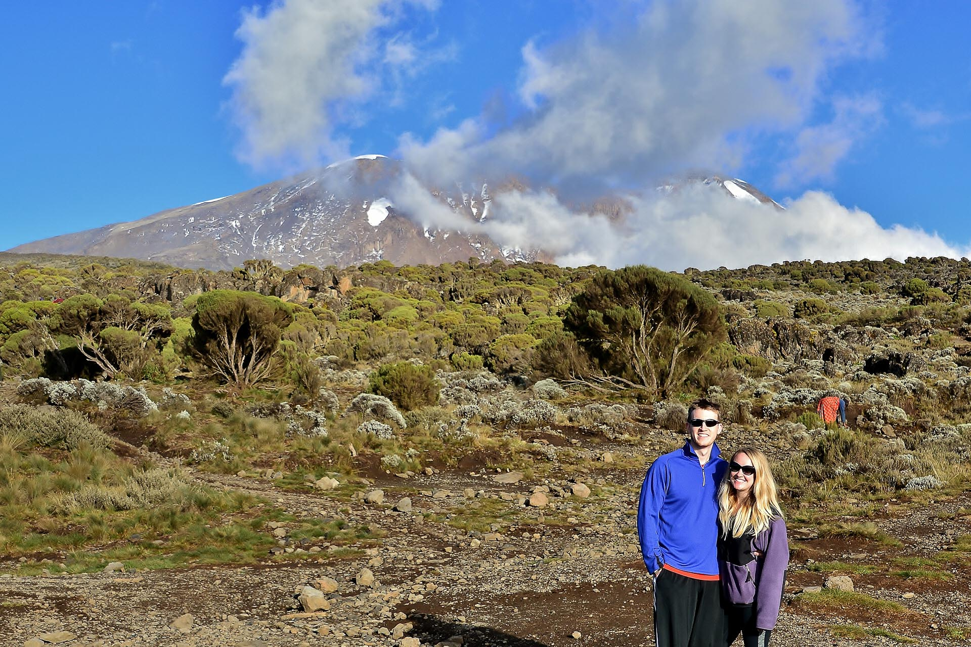 Mt. Killimanjaro
