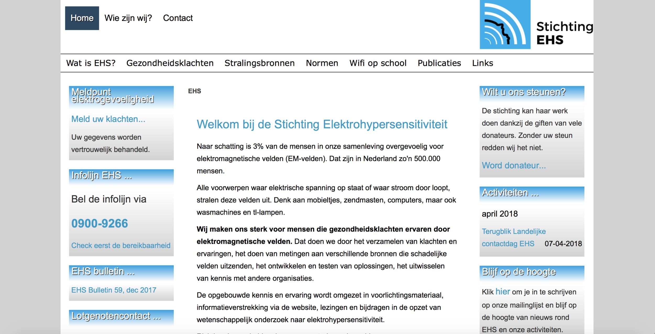Stichting EHS