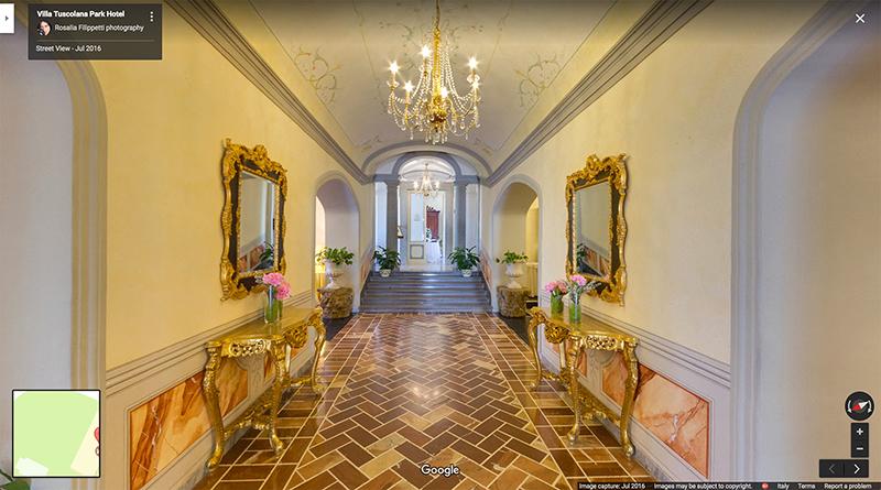 villa tuscolana roma -