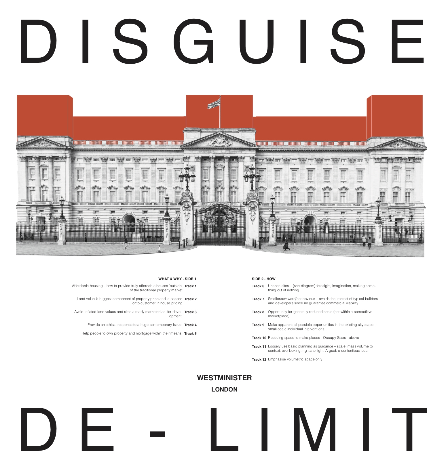Disguise De Limit