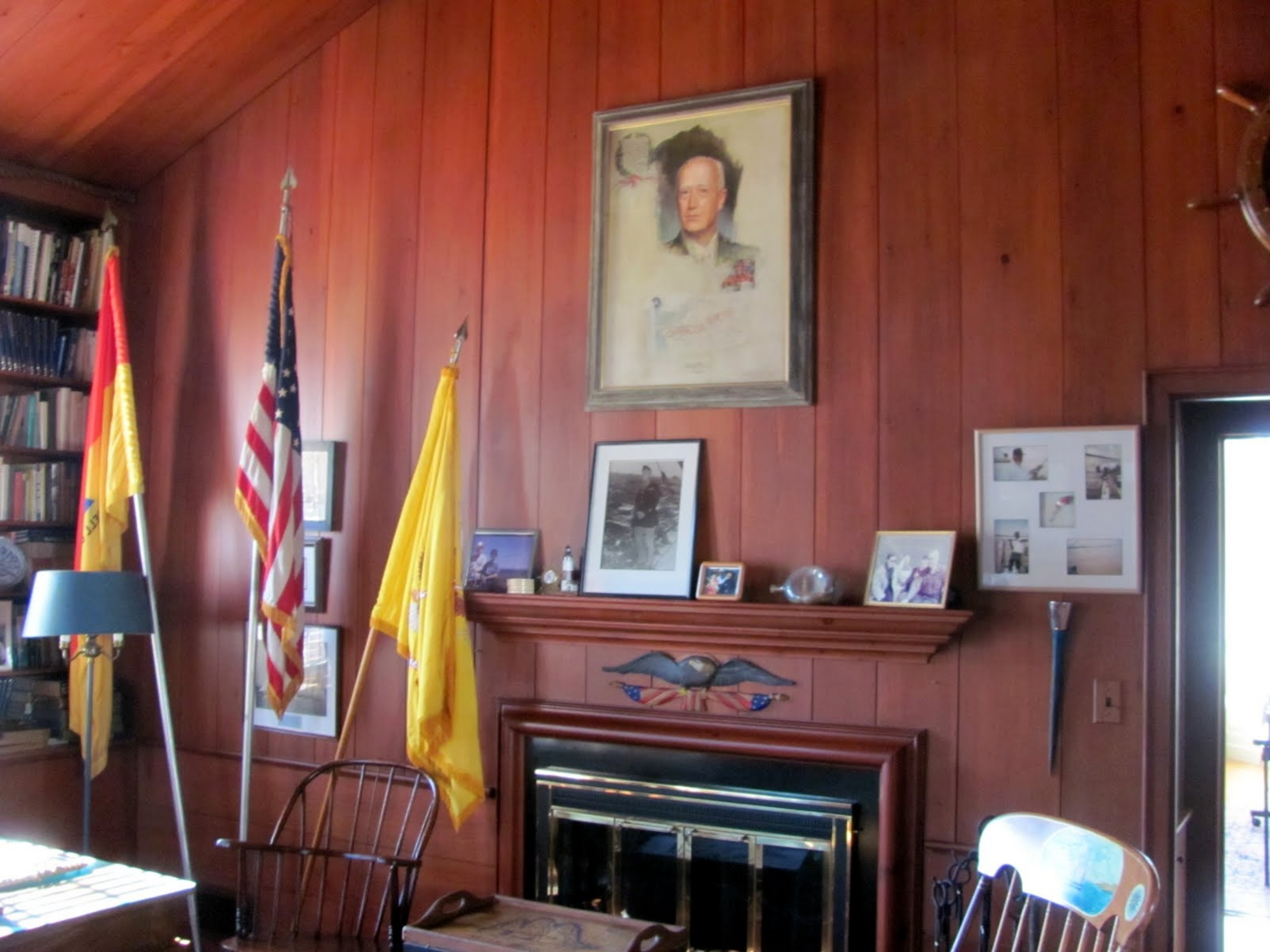 General Patton's Library