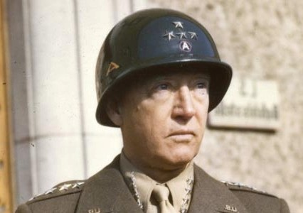 General George Smith Patton Jr