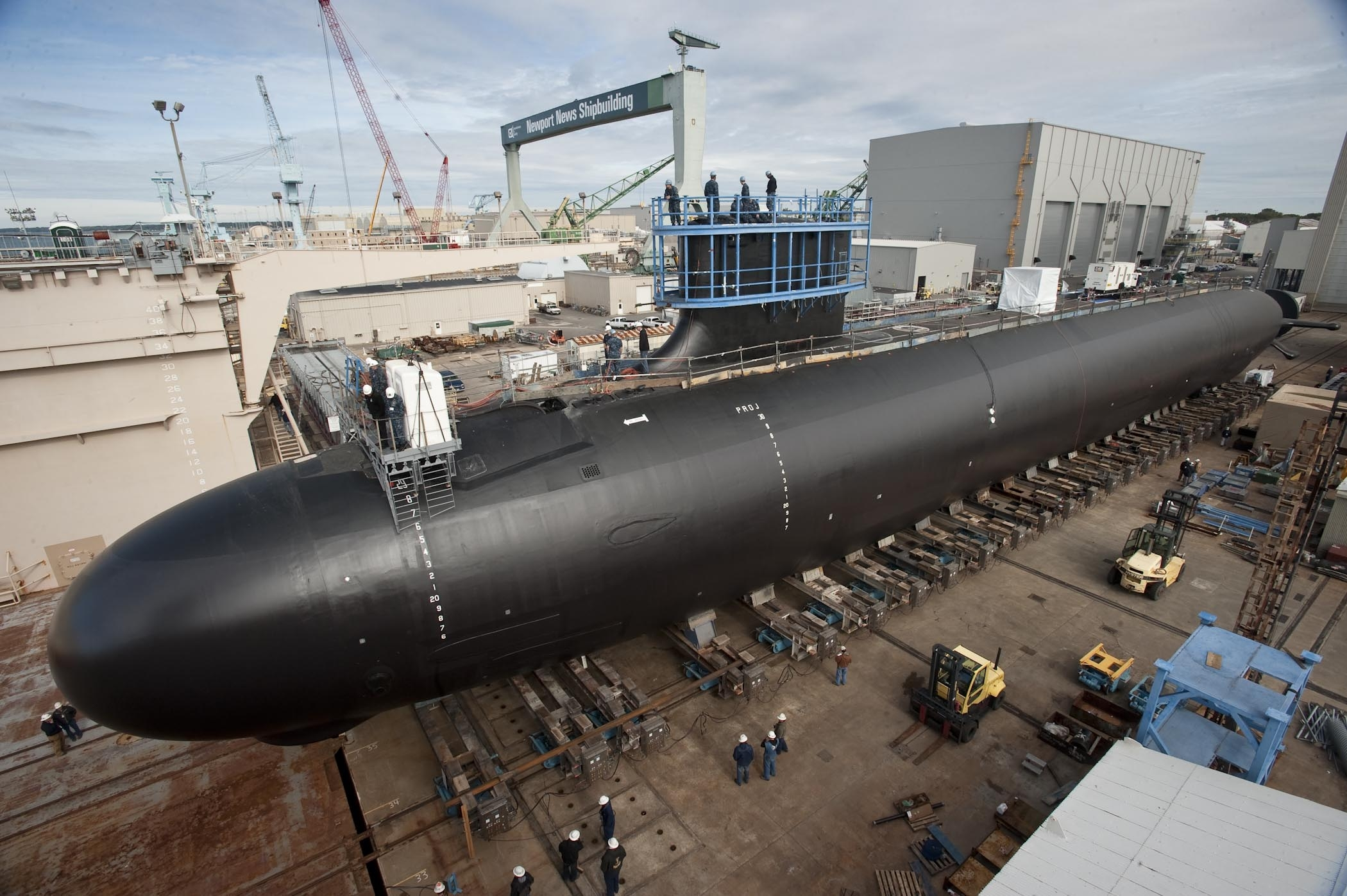 """""""USS Monitor and USS Minnesota: Connecting the Past with the Present"""" by Navy Live."""