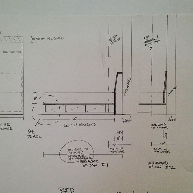 Drawings #woodworking #woodveneer #cabinetmaker #brooklyn