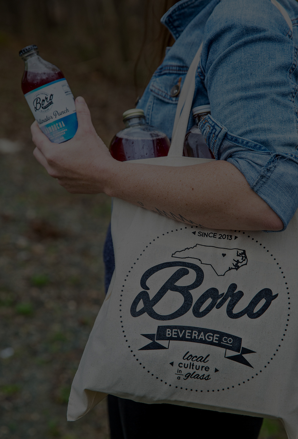 Our Story  - Boro Beverage began as a hobby when owner and mother Brewer Carly Erickson would take unwanted produce from farms she worked on and created healthy value added products out of them. Making sauerkraut and vegetable ferments she would create fabulous and vibrant food that was alive, it was like a second chance program! These products evolved into other fermentables and often requested to be purchase by the community. As the demand was there a business was born!