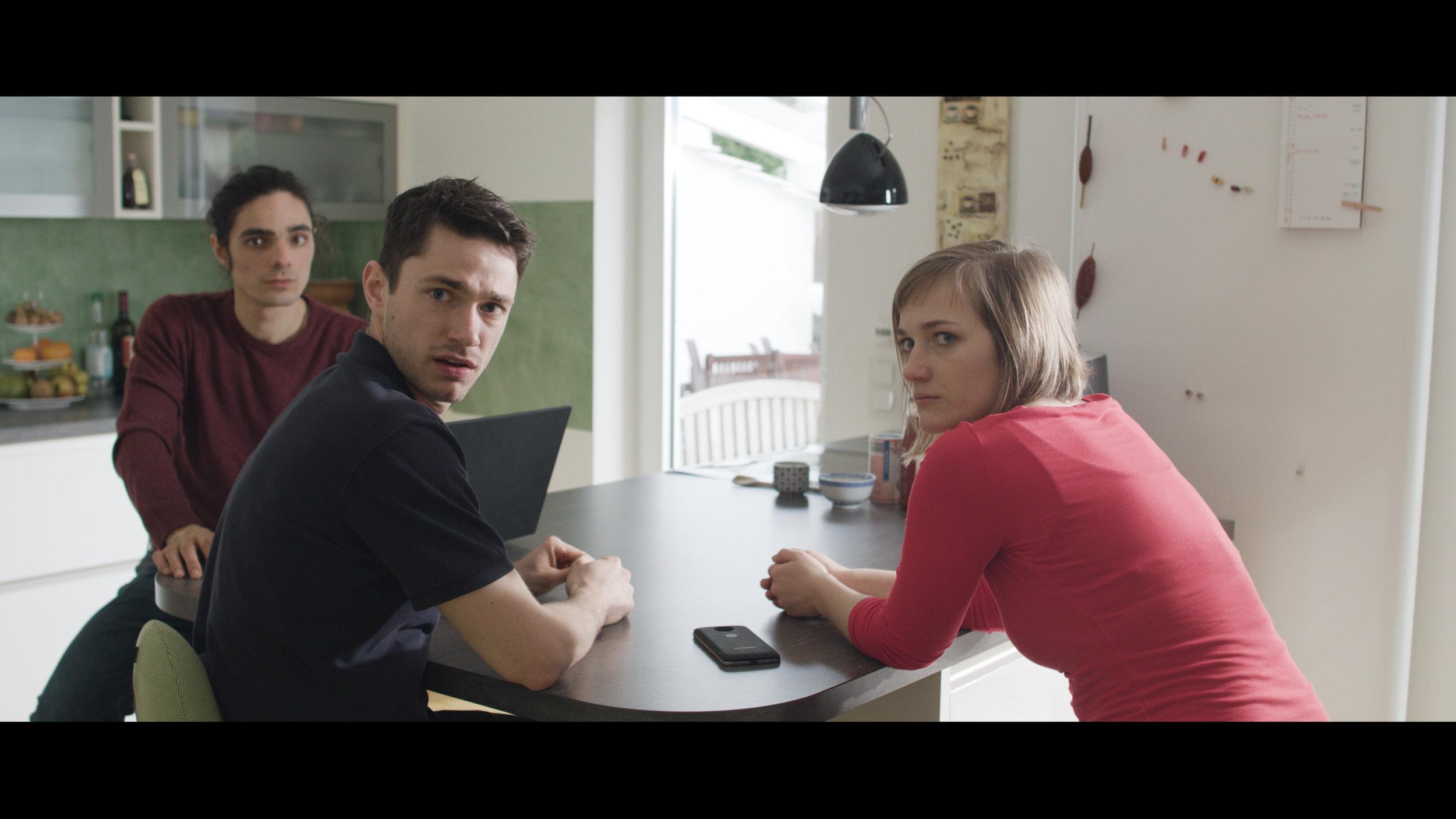 Die Augen der Anderen   Film  Director: Joschua Kessler     DOP: Georg Gilstein     Gaffer: Julian Zalac