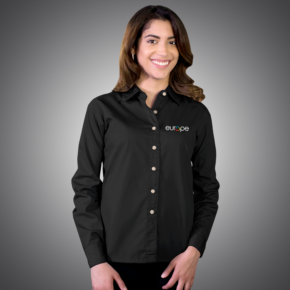 Ladies Superblend Shirt