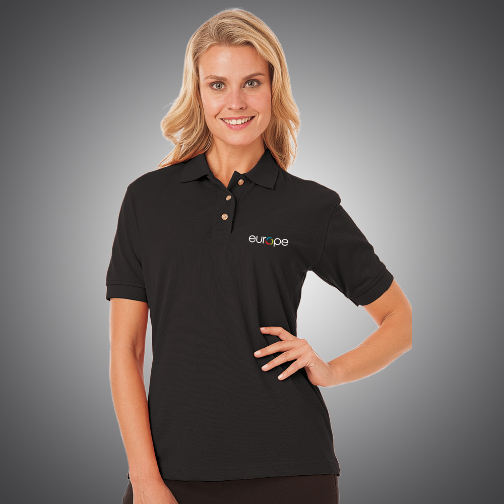 Ladies Superblend Polo