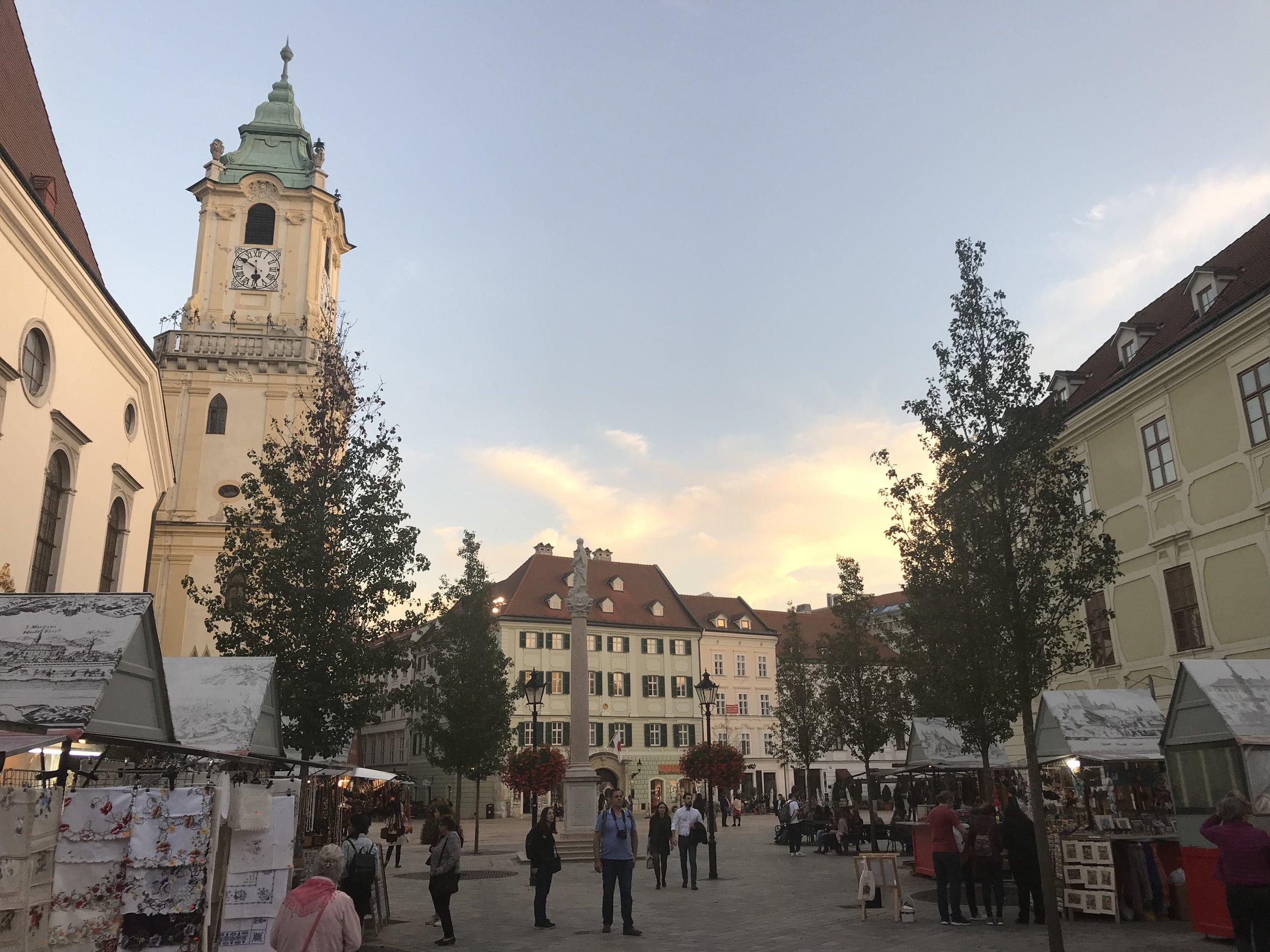 SLOVAKIA -