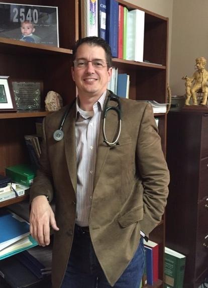 Dr. Dan Trementozzi, Pediatrician