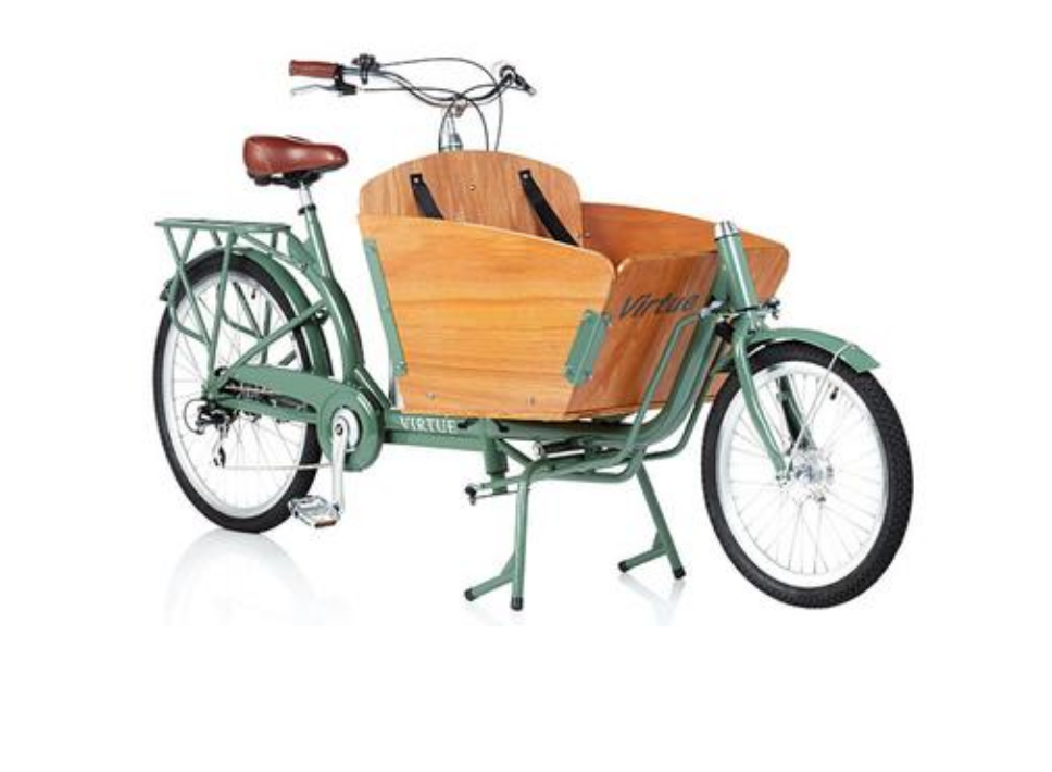 Virtue Family Cargo Bike