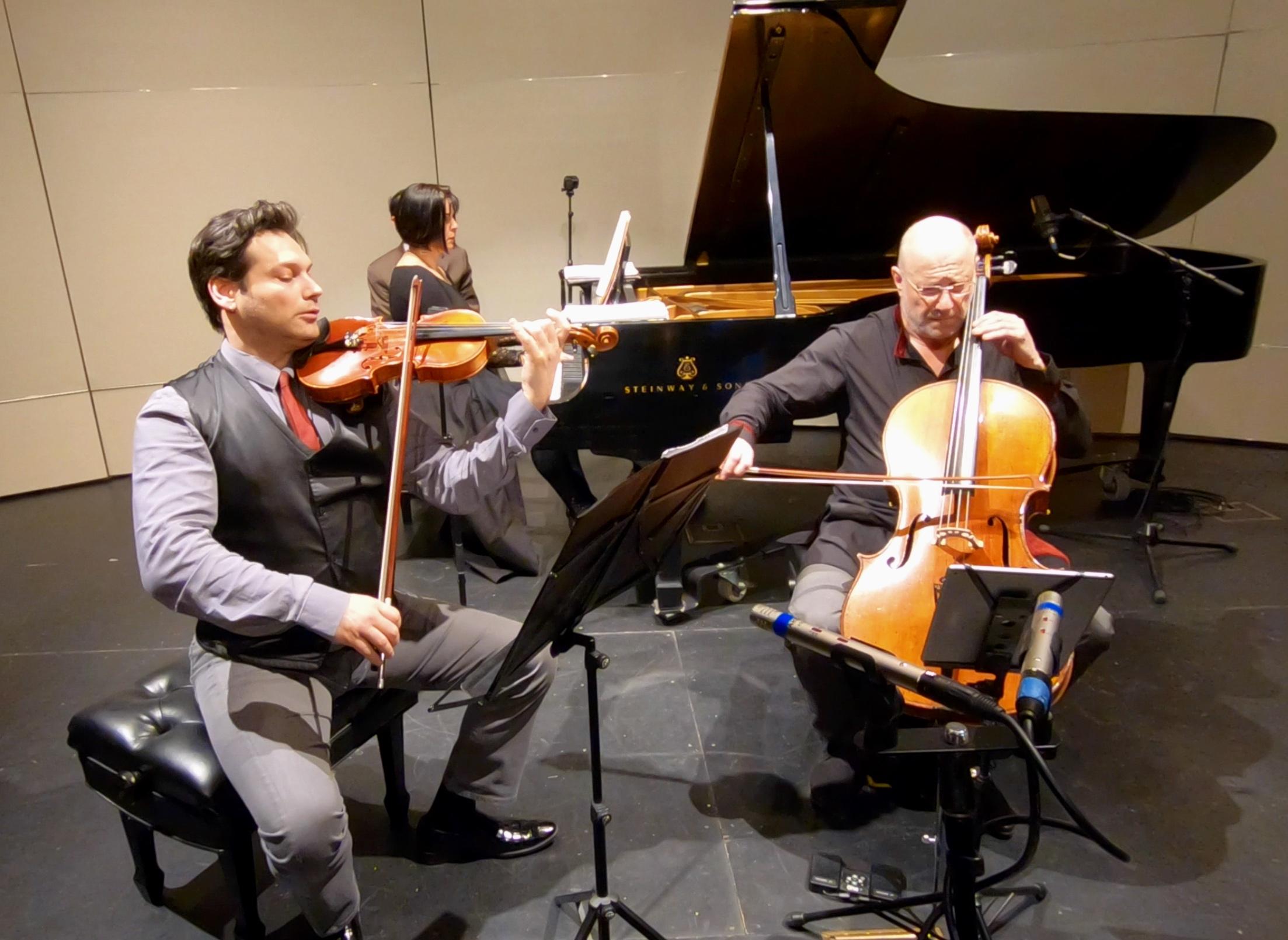 The Smetana Trio:  From the Czech Republic  ; February 22, 2019