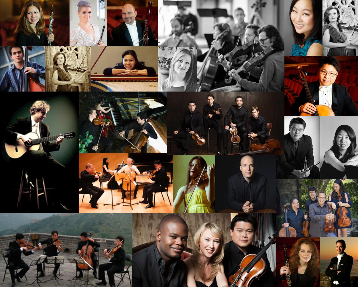 2019-20 ECHO Chamber Music Series Season