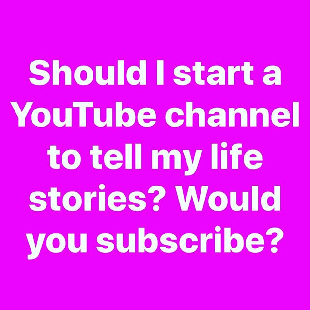 Should I? Would you subscribe? #youtube #youtuber #tellmystory #wouldyoulisten #life #lifestory #lovethroughme #livethroughme #love #peace #happiness