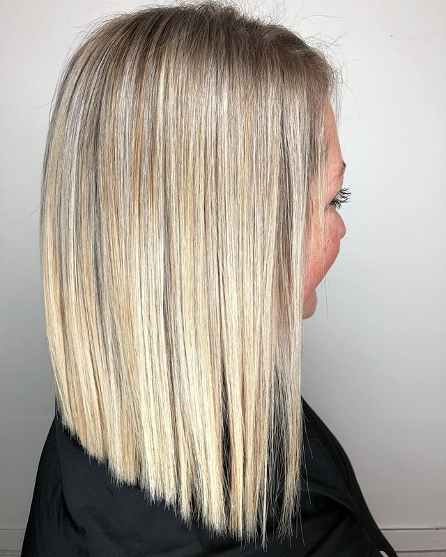 HairArtBR.com online booking available  Beautiful whole head lighting with baby lights & tease lights + a keratin treatment and haircut!! #hair #hairart #art #artist #hairartandcompany #hairartist #barbershop #beautyshop #salon #evo #evoproducts #colorist  #blonde  #Platinumblonde #blondor #blondehair  #hairstylist  #beautysalon #batonrouge #hairdresser  #batonrougehair #ladybarber #sessionwork #freelance #batonrougebarbershop #lobhaircut #batonrougehairstylist #haircolor  #haircut  #midcity