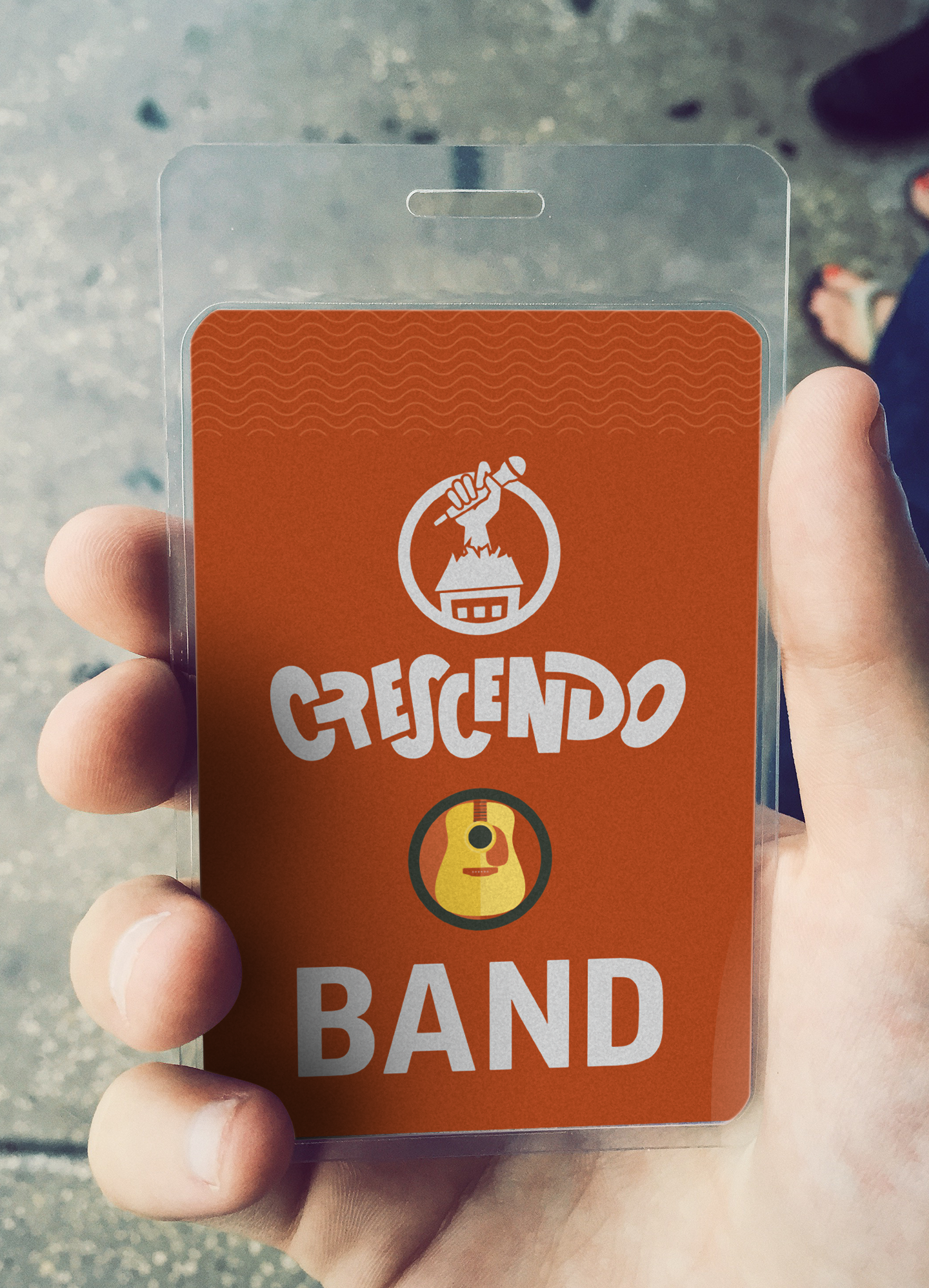 Band passes