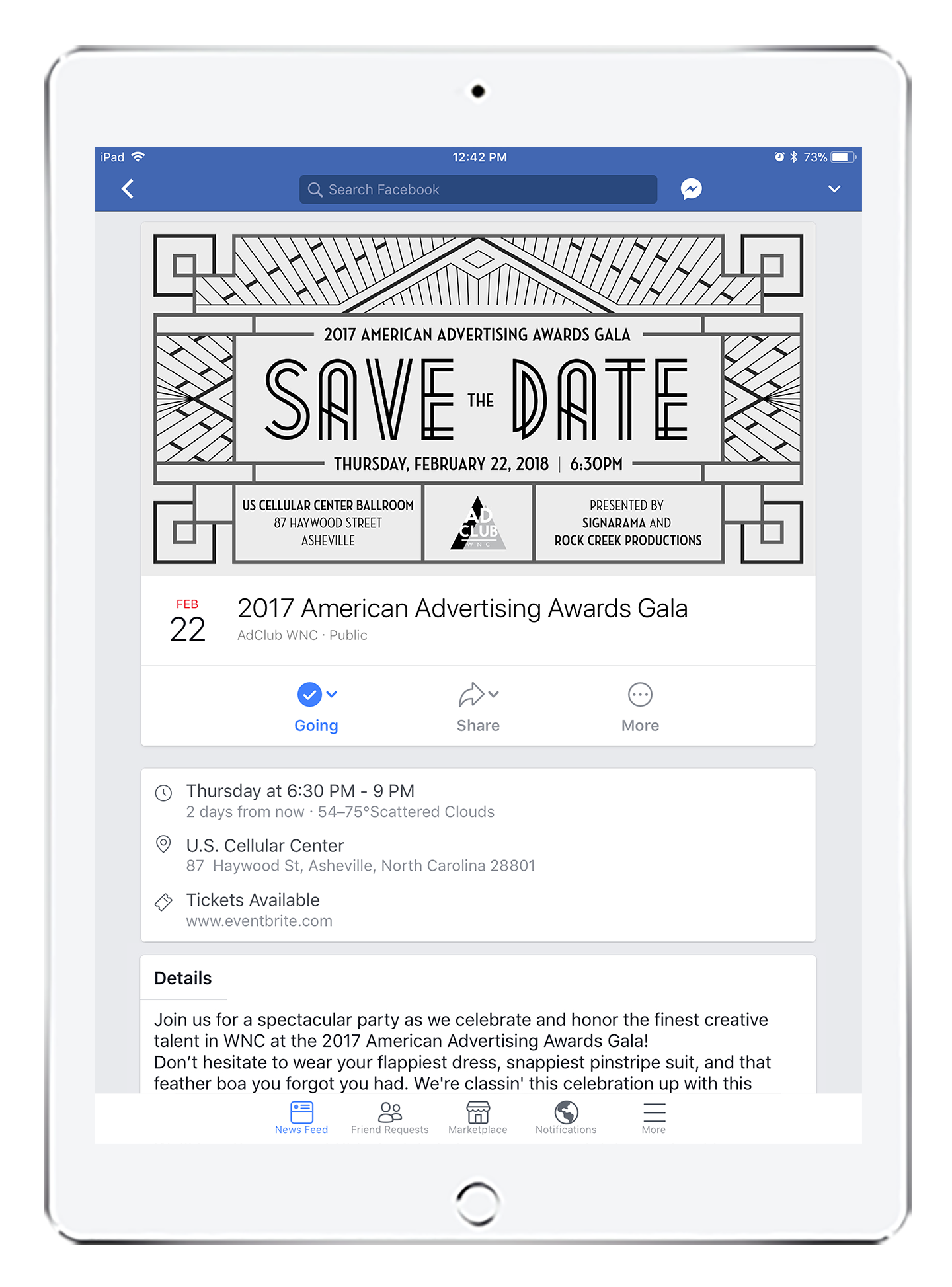 2018 Awards Gala Save the Date