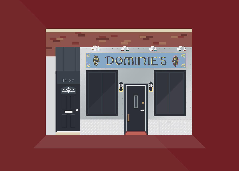 Dominie's, 30th Avenue, Queens