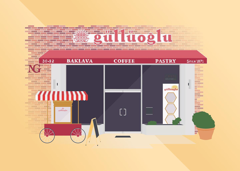 Güllüoğlu, 31st Street, Queens