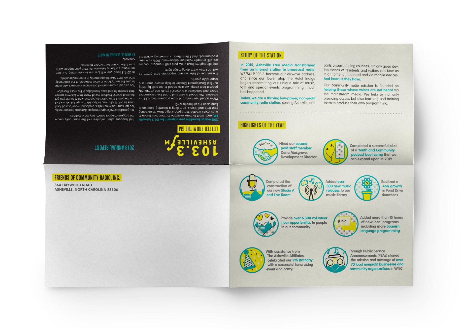 2019 Annual Report design