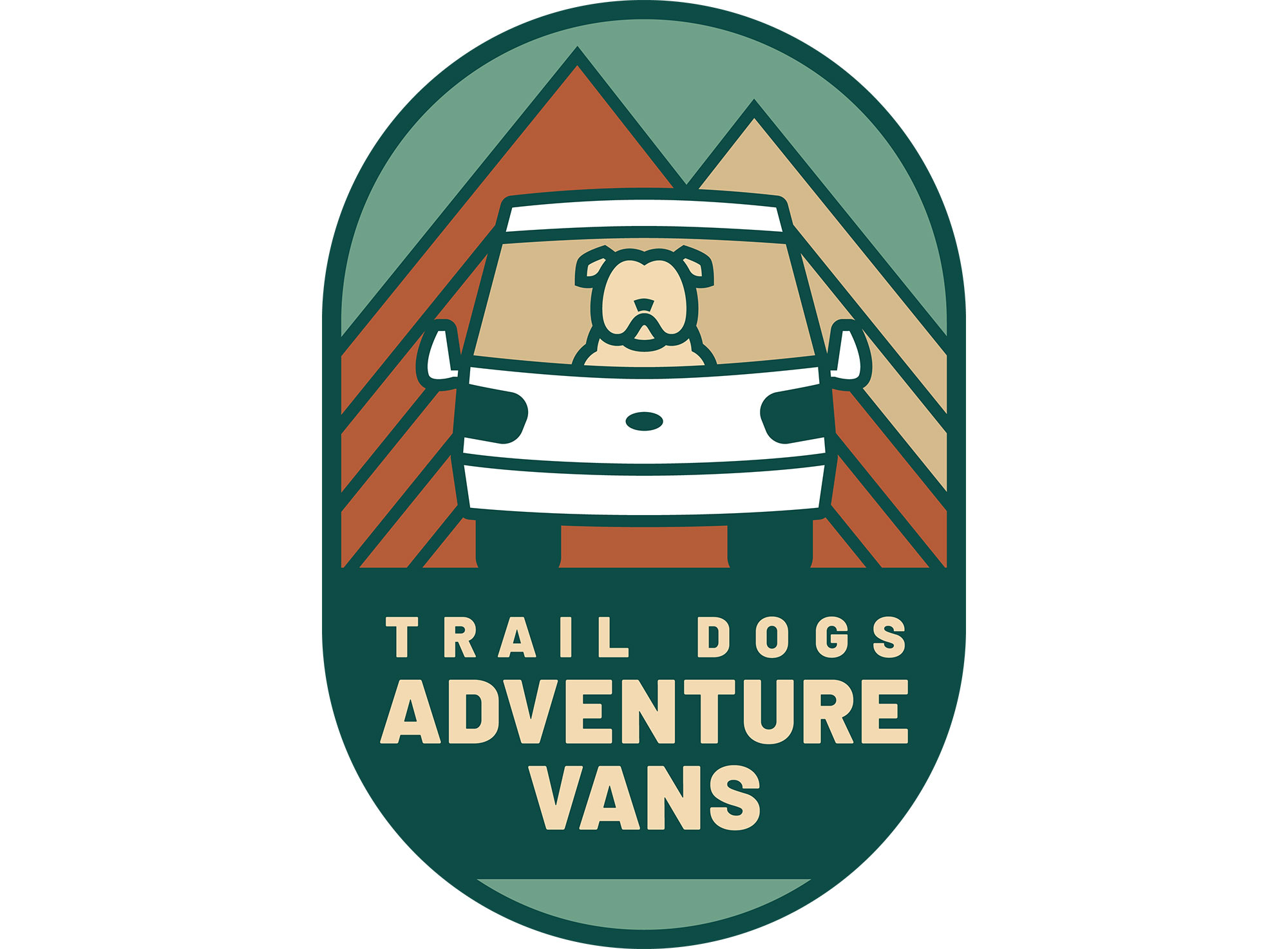Primary logo, full color