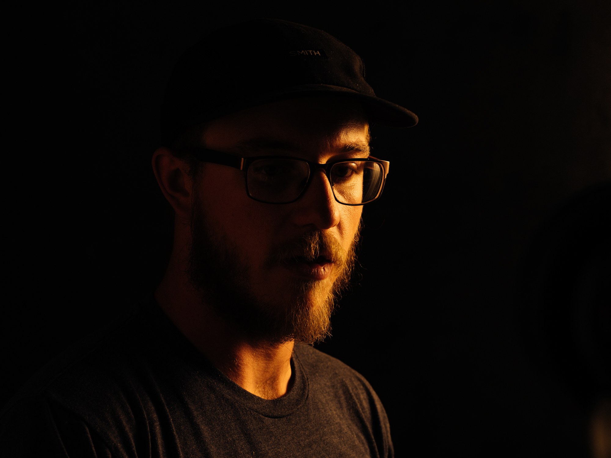 Portrait by  Greg Mionske