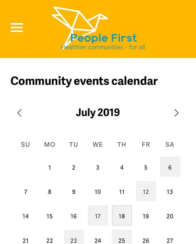 We have been working on the People First website (wearepeoplefirst.org) and added meetings and community events to the calendar. Do you have an event you'd like to share? Let us know! . . . . #wearepeoplefirst #peoplefirstclt #charlotte #charlottenc #cltnc #northendclt #druidhills #druidhillsnc #druidhillsclt #cltevents