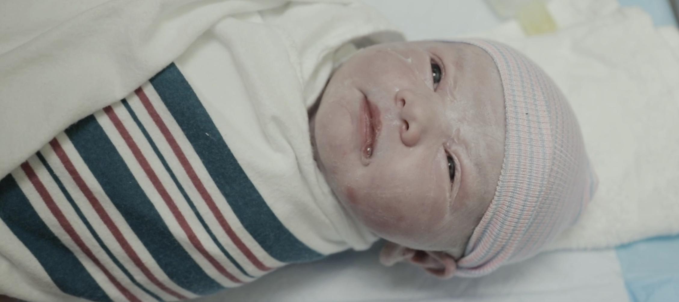 South Carolina birth video
