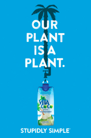 Coconut Water Ad