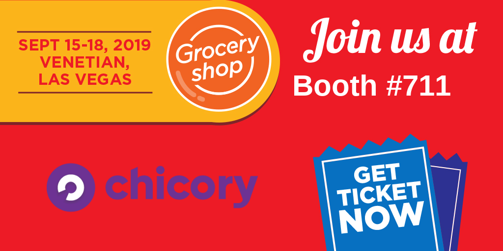 Chicory at Groceryshop 2019