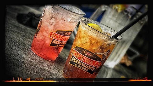 Drink it up!  CRUSHES! #friendsweekend #oceancity #drinkup