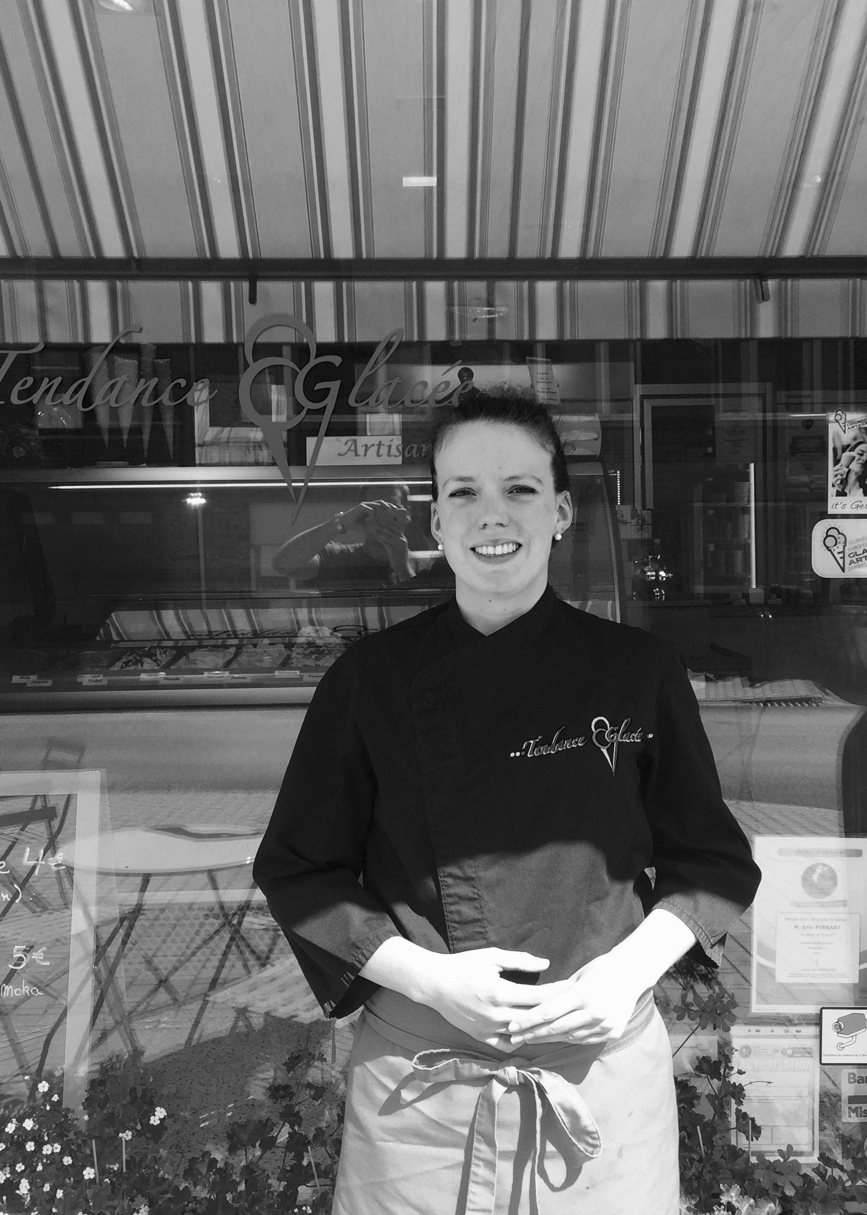 Maryne Poppe - Glacière à Flawinne   Les glaces de nos milshakes et nos friscos viennent de chez Maryne. Élue meilleur artisan glacier Belge, svp!