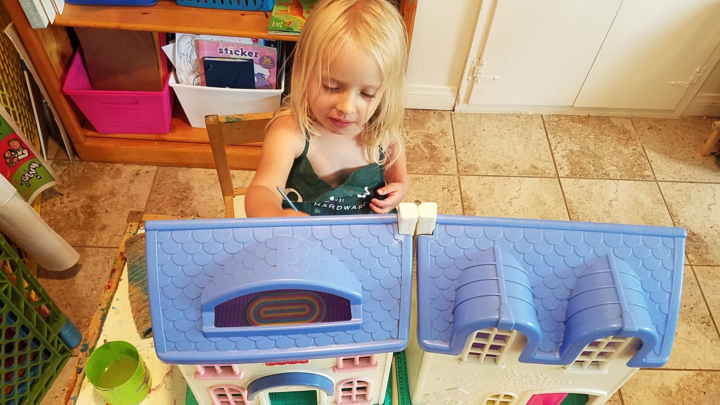 project doll house