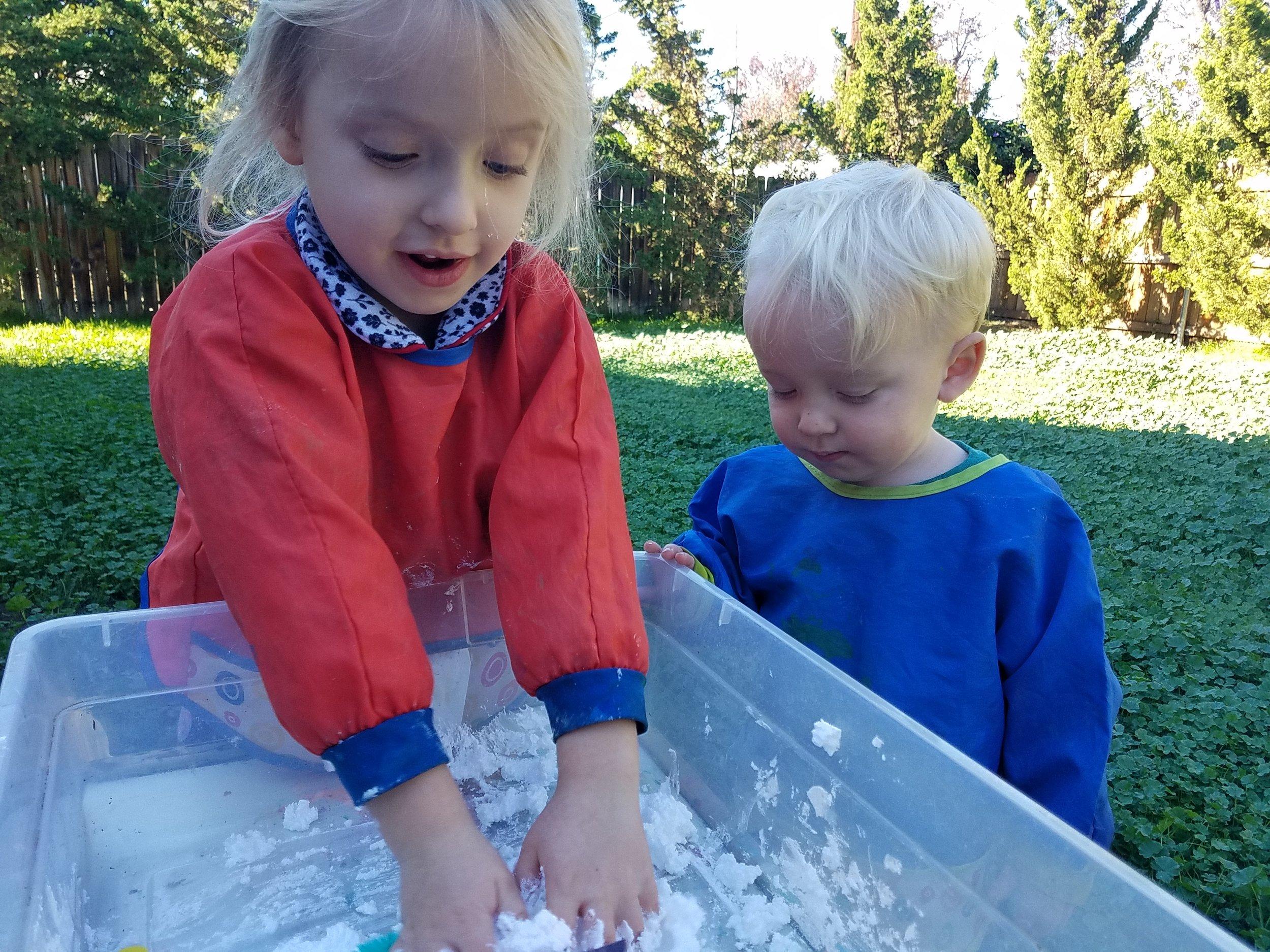 kids science activity
