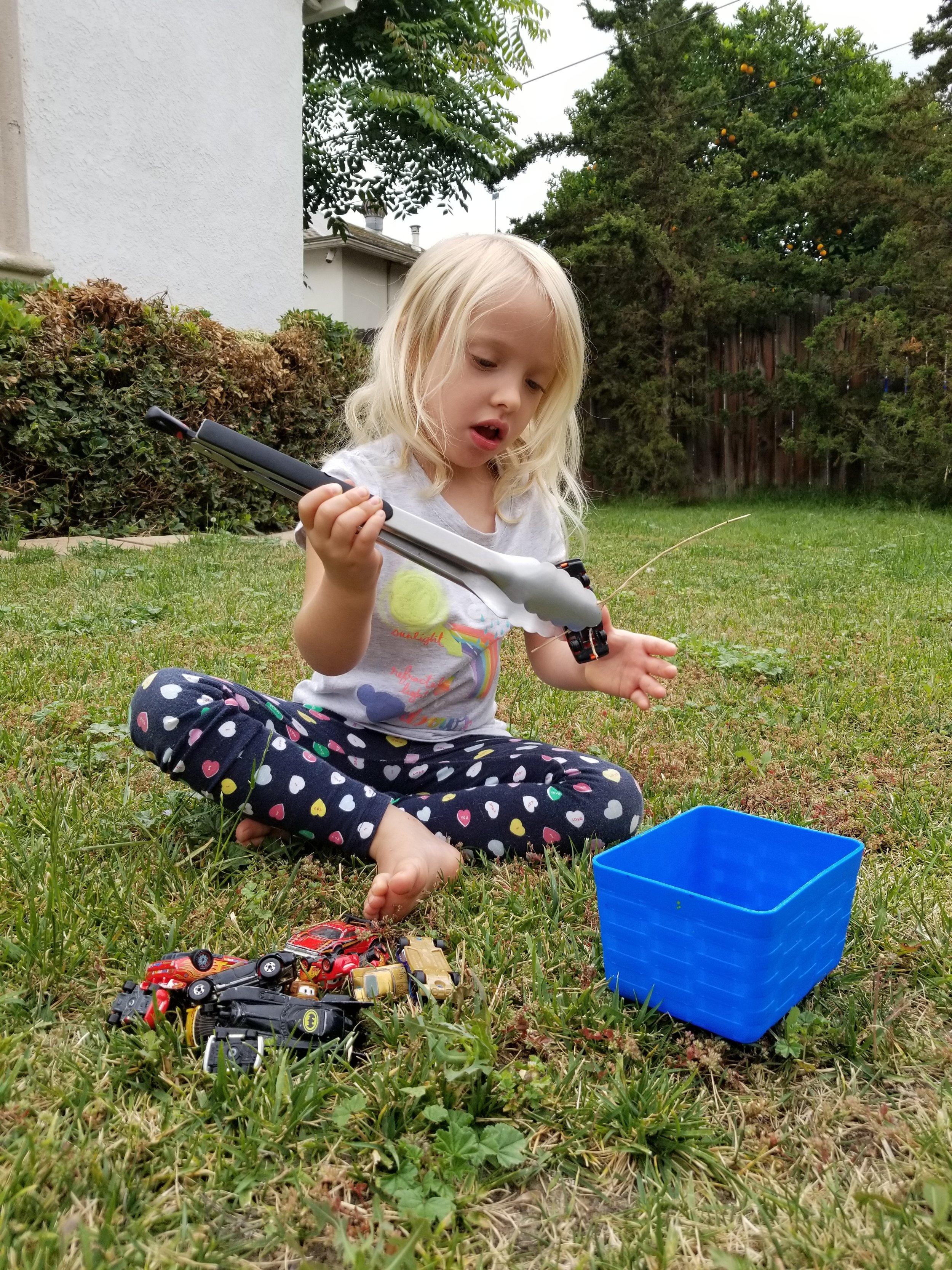 toddler car activities
