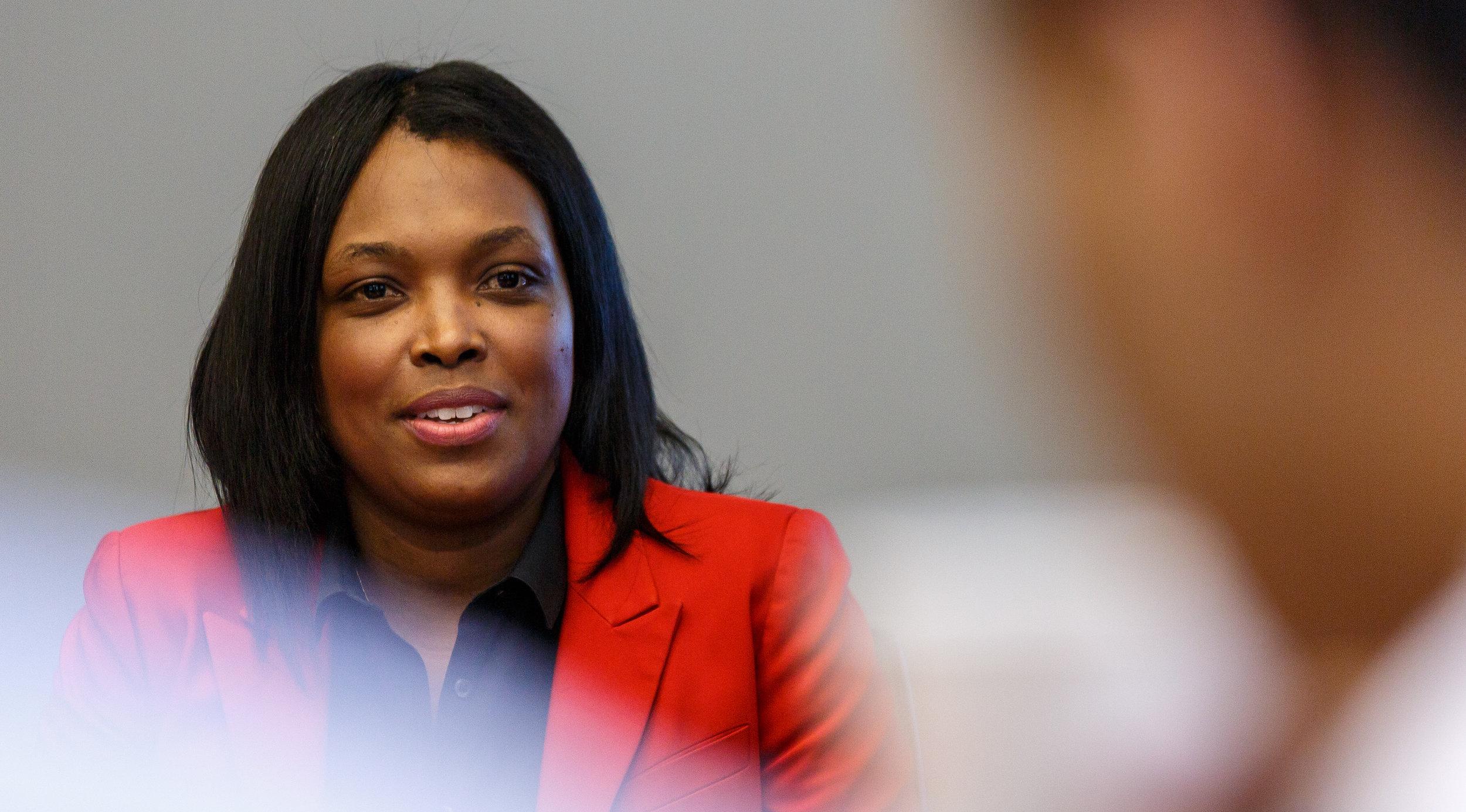 Janice Jackson (photo courtesy Chicago Public Schools)