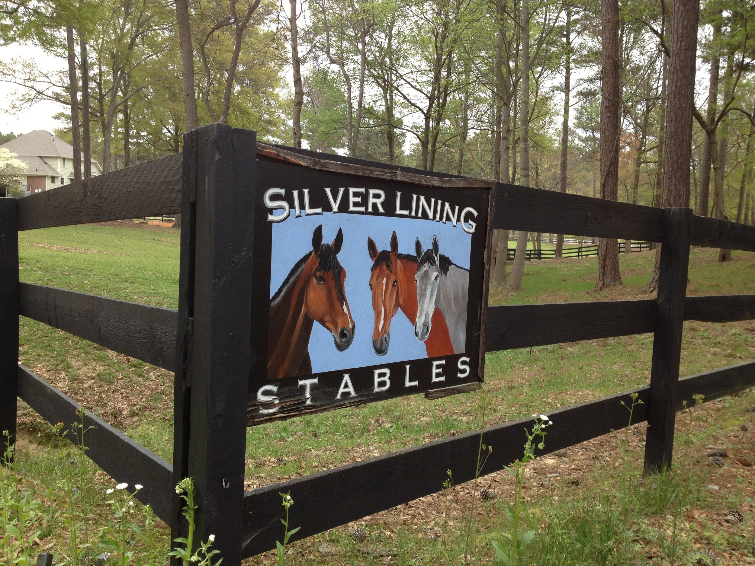 Silver Lining Stables