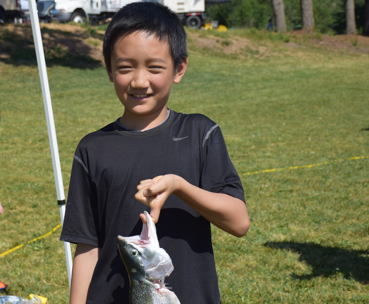 """Keeping it """"Reel"""" - Alton Baker Park, Eugene, OR — June 29, 2019Vancouver, WA — August 10, 2019Introduce your young ones to the art of fishing at two locations in the beautiful Willamette Valley. Mentors from I'm Hooked will help guide your budding anglers into this sport that is sure to be a reel hit.Click here for full details."""