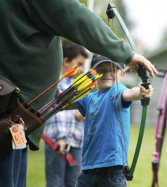 Get Outdoors Day - Fort Vancouver, WA — June 8, 2019It's a full day of fun outside at the Fort Vancouver National Historic Site in Vancouver, WA. Enjoy tons of free activities with your whole family, including climbing a rock wall, archery, fishing, and other outdoors sports. Come visit the U.S. Fish & Wildlife Service where we'll be spreading the good word about wildlife and wild places.2018 details coming soon.Click here for more info.