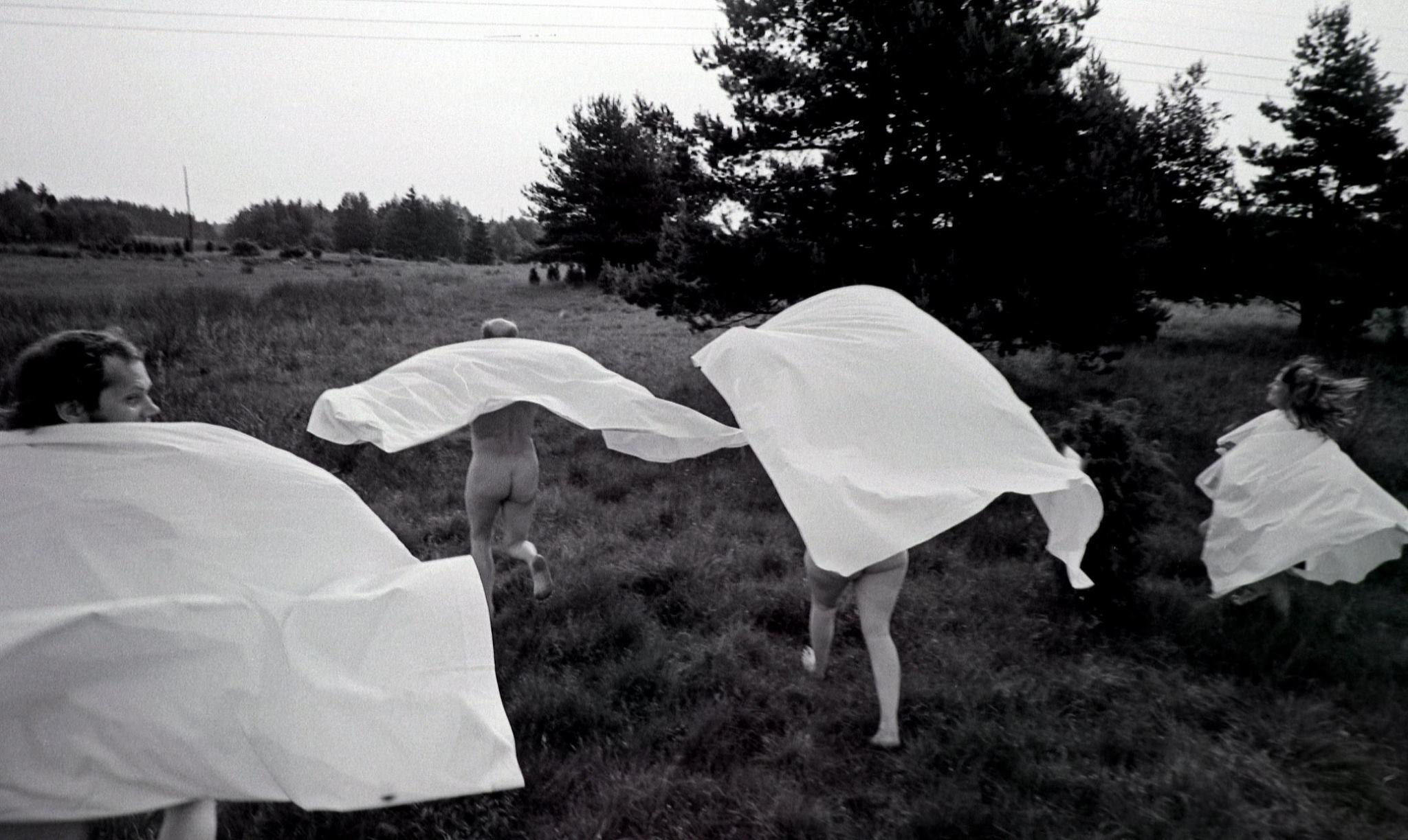 Fria i naturen Foto Rolf Lind
