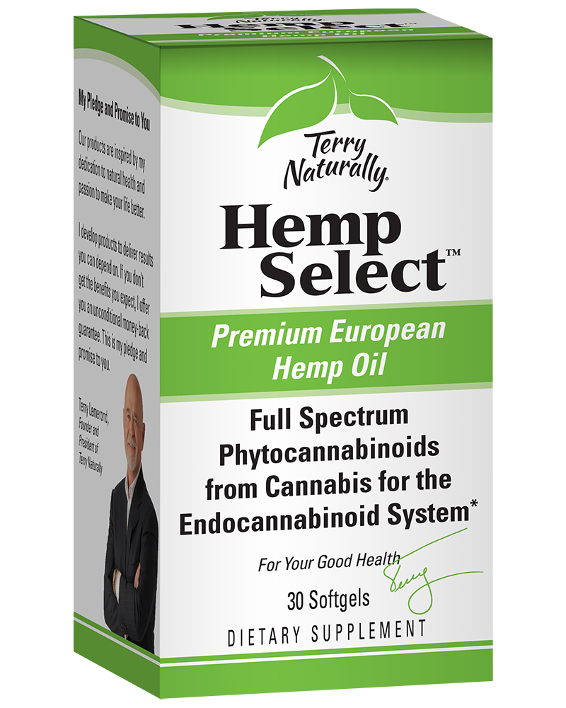 TERRY NATURALLY - Full spectrum hemp oils!