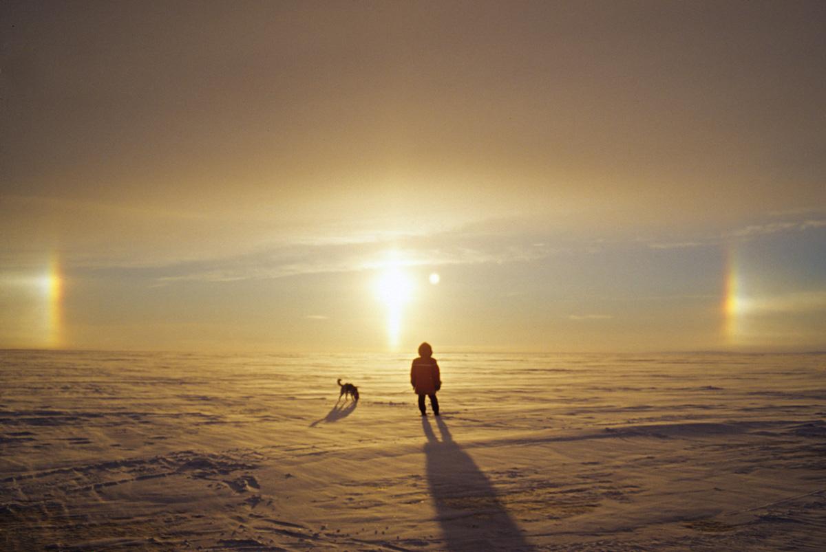 Canadian Arctic - Baker Lake, Nunavut